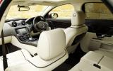 Jaguar XJ LWB interior