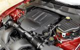 3.0-litre V6 Jaguar XJ LWB engine