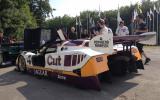 Jaguar Le Mans fastest at Goodwood