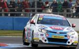 Shedden makes BTCC history in Honda Civic Tourer