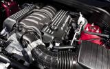 6.4-litre V8 Jeep Grand Cherokee SRT engine