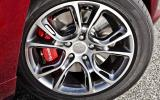 20in Jeep Grand Cherokee SRT alloys