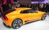 Kia GT4 Stinger concept revealed
