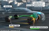 Kia to show Optima T-Hybrid concept at Paris motor show