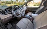 New Kia Sedona revealed ahead of NY debut