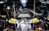 4.7-litre V8 Ford engine in the Koenigsegg