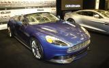 Limited-run Aston Martin Vanquish Volante for LA show reveal
