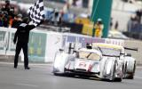 Leaving Le Mans