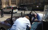 Royal review: driving the Royal Land Rovers
