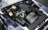 2.2-litre Land Rover Defender Challenge engine