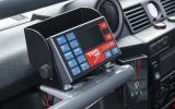 Land Rover Defender Challenge timing equipment