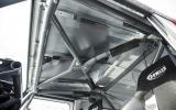 Land Rover Defender Challenge roll cage