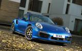 4 star Porsche 911 Turbo