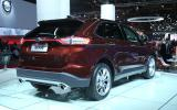 New Ford Edge SUV to take on BMW and Audi