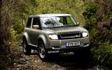 Land Rover poised to make £18k baby SUV