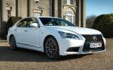 Next Lexus LS will be 'more emotional' vows company's European boss