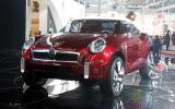 MG Icon Concept: Shanghai motor show 2013