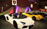 Detroit motor show live report and picture gallery