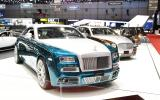 Geneva motor show live blog and gallery