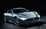 Celebrating 100 years of Maserati - picture special