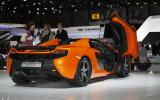 McLaren 650S Spider joins supercar range