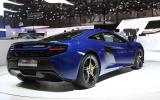The cost of a supercar launch