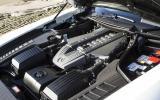 6.2-litre V8 SLS Black Series engine