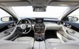 2014 Mercedes-Benz C 250 dashboard