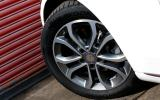 17in Mercedes-Benz C-Class alloys