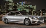 Mercedes-Benz S500 plug-in hybrid to go on sale for £87,965