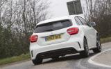 Mercedes-Benz A 250 engineered by AMG rear