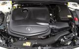 2.0-litre Mercedes-Benz A 250 engine