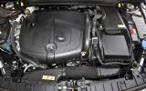 Mercedes-Benz GLA 220CDI engine
