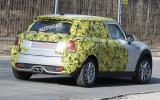 New five-door Mini to launch before the end of this year