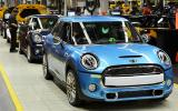 First five-door Mini hatchback built in Oxford