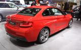 BMW 2-series revealed in Detroit