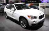 Revised BMW X1 gets Detroit motor show debut