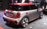 Mini John Cooper Works concept gets Detroit launch
