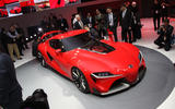 Spiritual successor to Toyota Supra unveiled in Detroit