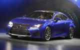 Detroit motor show picture gallery