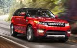 James Bond and the new Range Rover Sport in New York