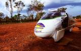 British-built solar racer to compete in World Solar Challenge