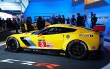 Corvette C7.R revealed at Detroit motor show
