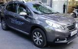 Peugeot 2008 Hybrid Air prototype