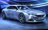 Peugeot reveals re-skinned Exalt concept for Paris motor show