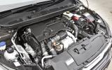 1.6-litre Peugeot 308 engine