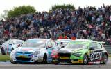 Quantifying the pace of development in touring car racing