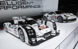 Racing stars of the Geneva motor show 2014