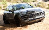 New Porsche Macan 4x4