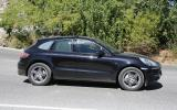 Porsche Macan: latest spy pics